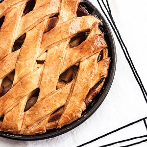 L'autentica Apple Pie Miss Chef®